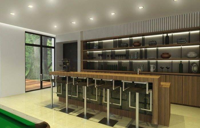 Bar Modern Counter Design Interior Designs