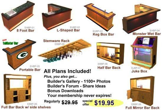 Bar Plans Pdf Commercial Using Planner Sectional
