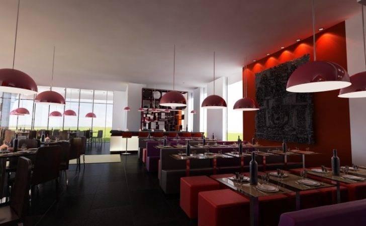 Bar Restaurant Design Concepts
