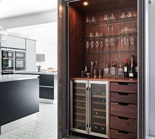 Bar Salon Contemporain Photos Bars