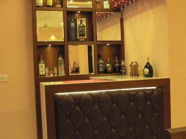 Bar Unit Crockery