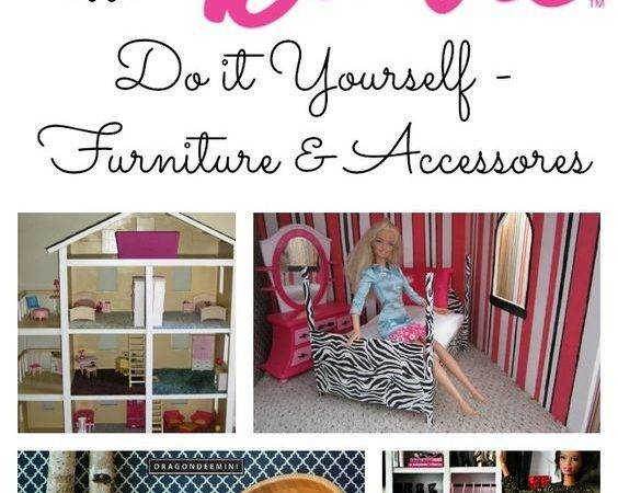 Barbie Furniture Pinterest