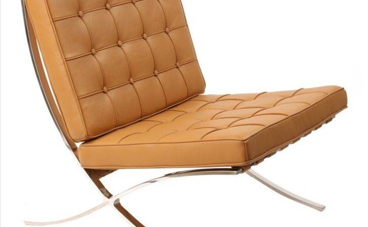 Barcelona Chair Aniline Leather