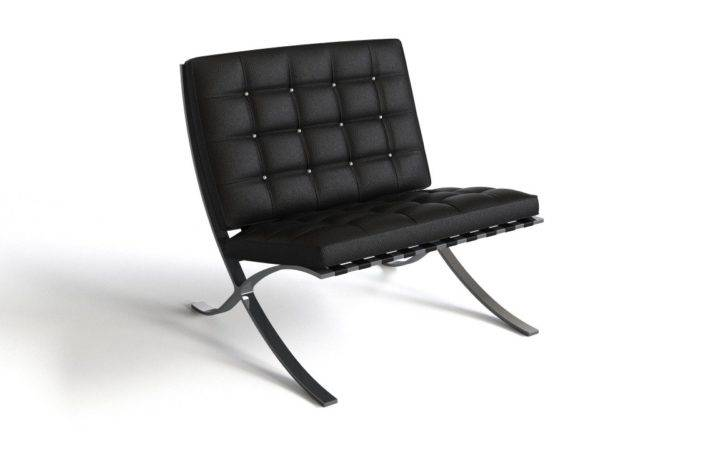 Barcelona Chair Flyingarchitecture