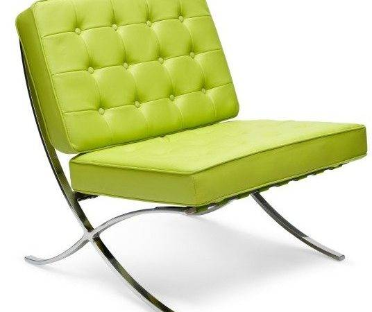 Barcelona Chair Functional Comfortable Very Prominent