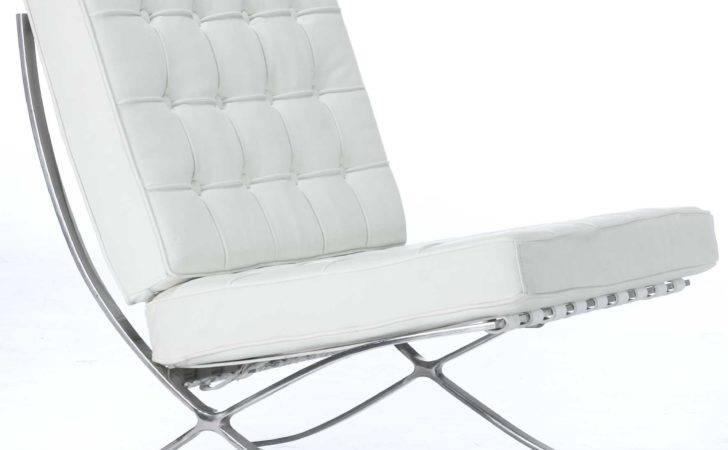 Barcelona Chair Ottoman