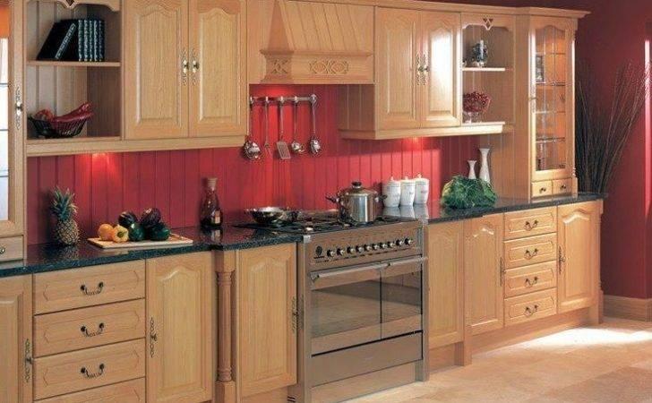 Barn Red Kitchen Walls Home Pinterest