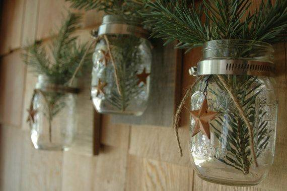 Barn Stars Single Star Pineknobsandcrickets Via Etsy