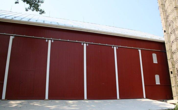 Barnyard New Doors Posts Louvers Siding