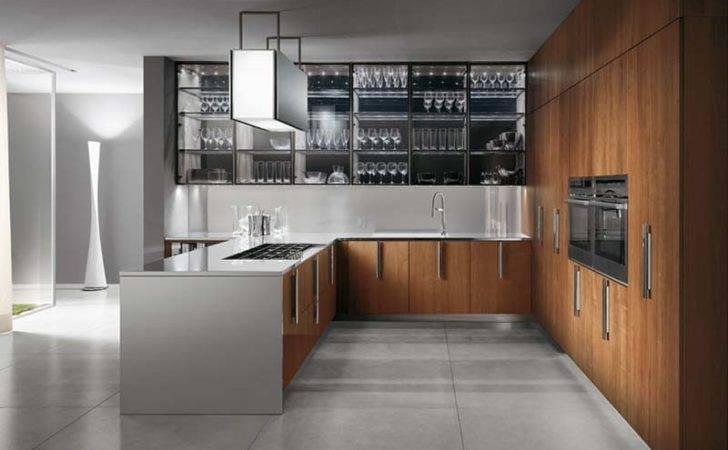 Barrique Modern Italian Kitchen Design