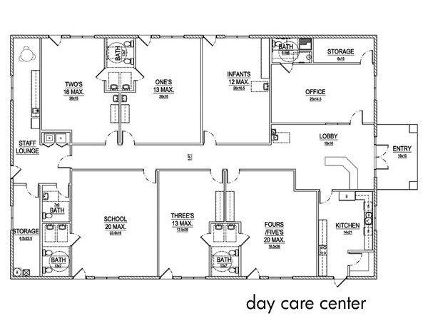 Basement Apartment Design Ideas Home Daycare Layout