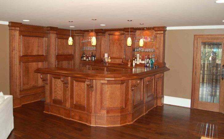 Basement Bar Ideas Designs Home Bars Second Sunco