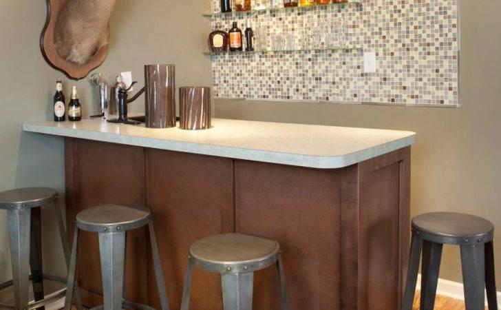 Basement Bar Ideas Designs Options Tips