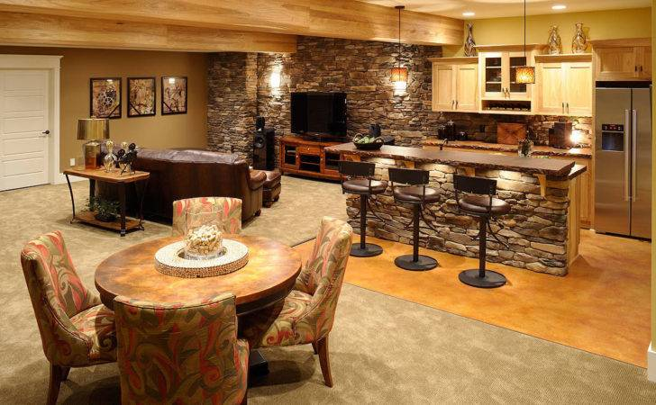 Basement Bar Ideas Transform Your Dull Looking Into