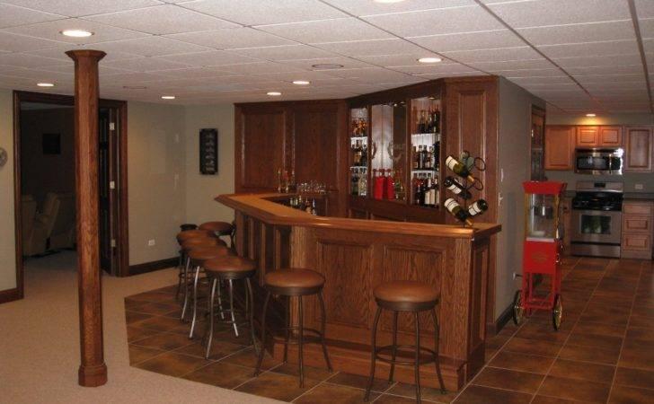 Basement Bars Custom Built Finished Basements