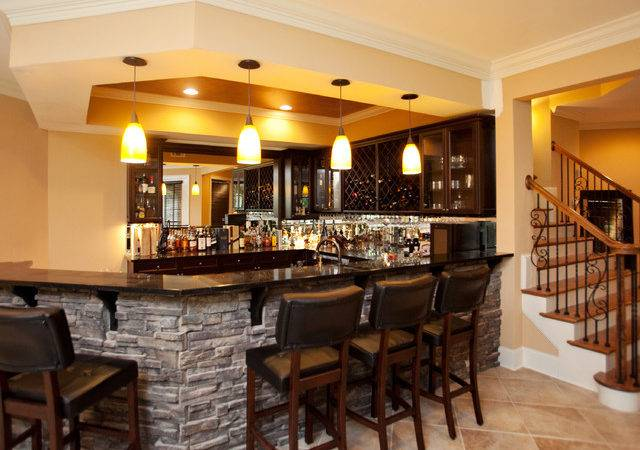 Basement Bars Three Options Can Yield Poor Results