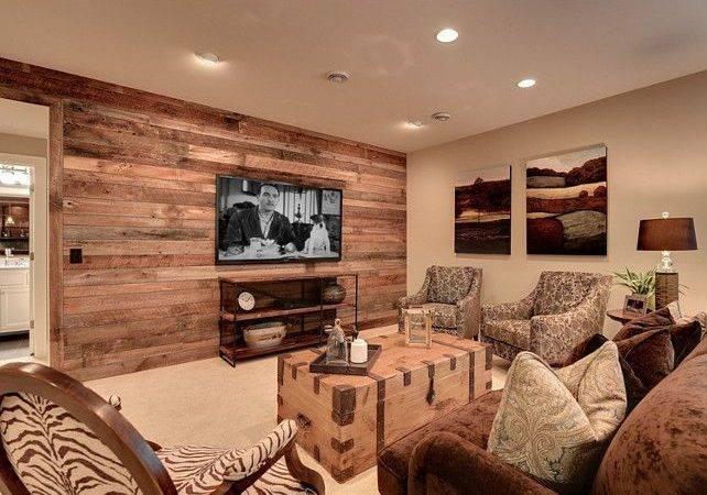 Basement Designs Ideas Rustic Bar Cozy