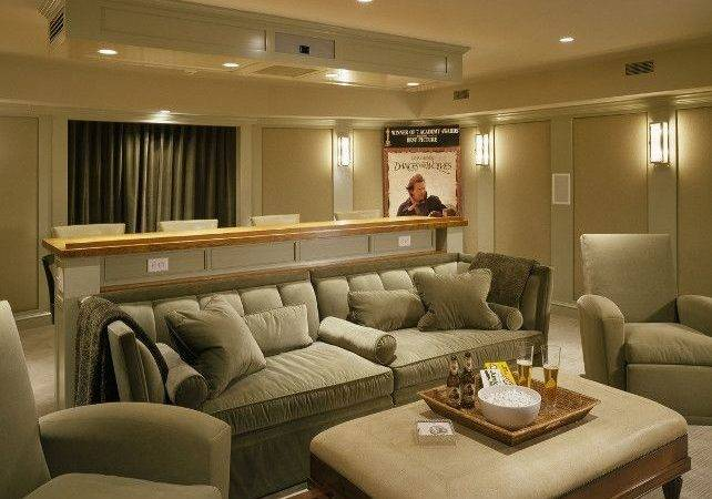 Basement Media Room Ideas Rooms Design Idea