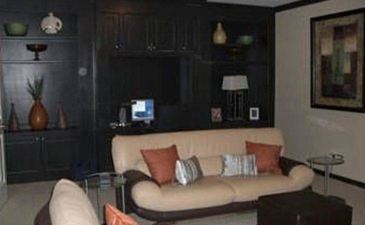 Basement Media Room Makeover Home Remodeling Ideas Basements