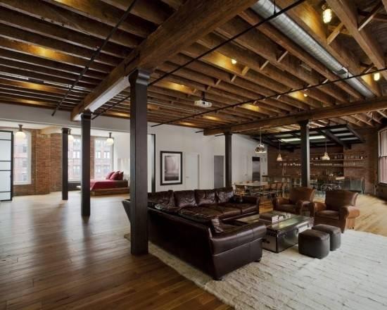 Basement Pinterest Inspiration Exposed Ceilings Cool