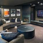 Basement Room Home Design Ideas Remodel Decor