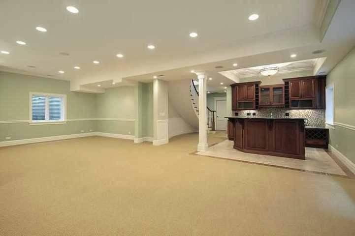 Basement Room Paint Color Ideas