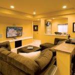 Basement Room Pinterest