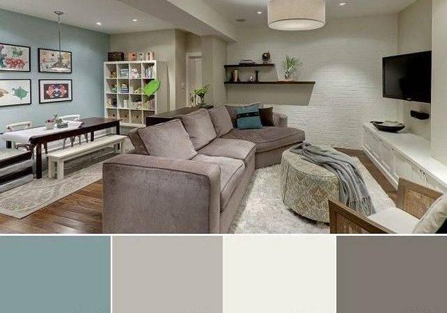 Basement Wall Colors Pinterest