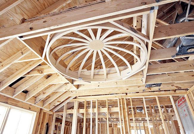 Basics Dome Construction Archways Ceilings