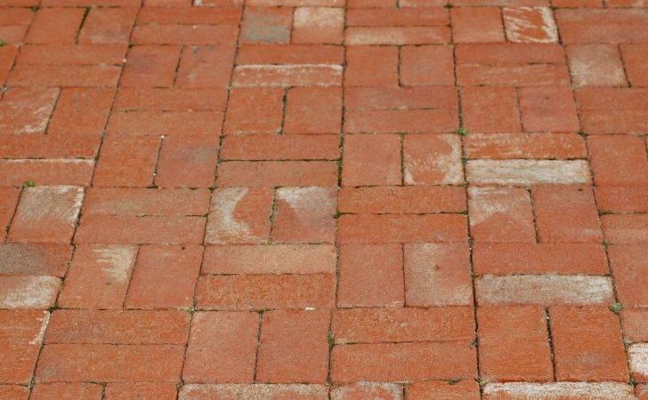 Basket Weave Pattern Brick Pavers Popular Design