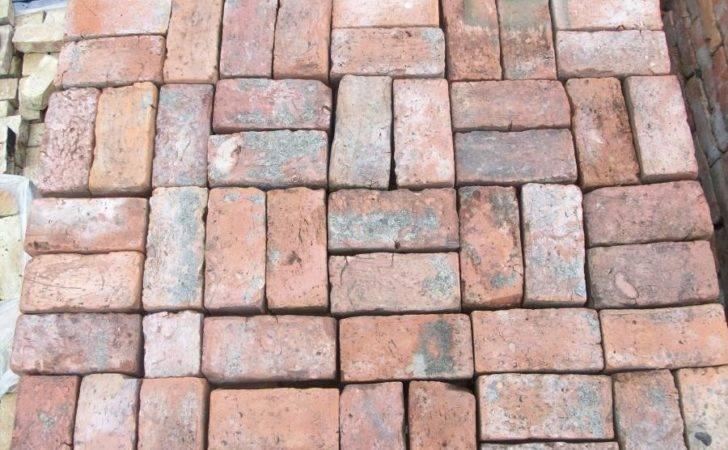 Basket Weave Pattern Brick