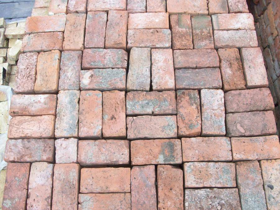 Basket Weave Pattern Brick