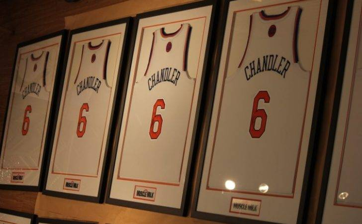 Basketball Jersey Frame Kit