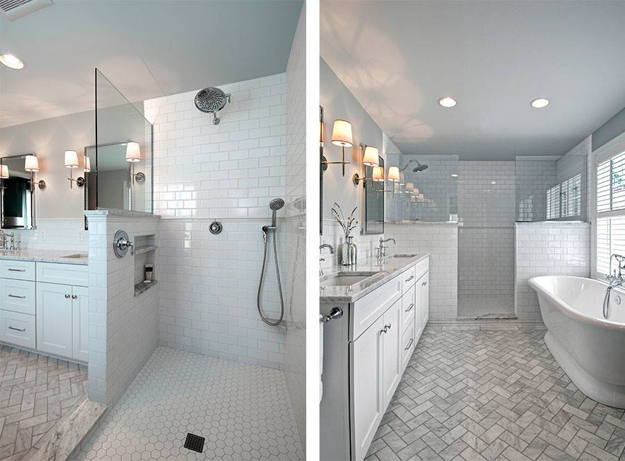Bathroom Addition Upper Arlington Dave Fox