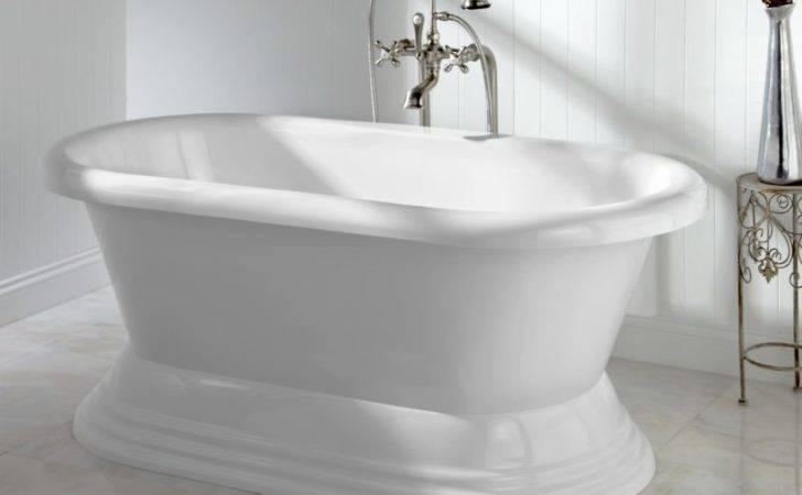 Bathroom Deep Bathtubs Small Bathrooms Round