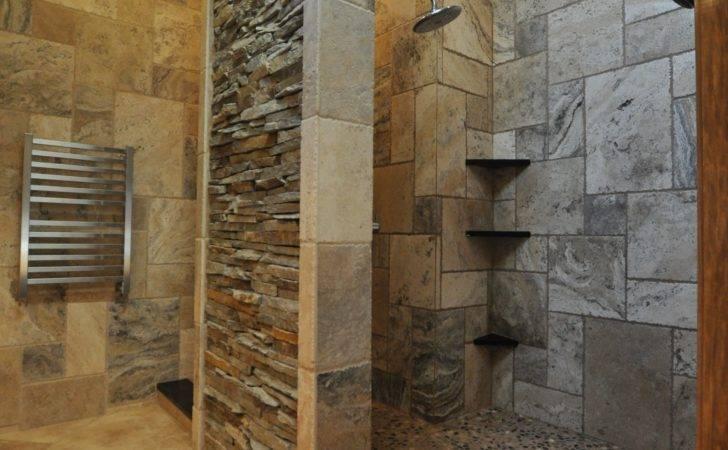 Bathroom Design Flooring Tiles Stone Marble Shower