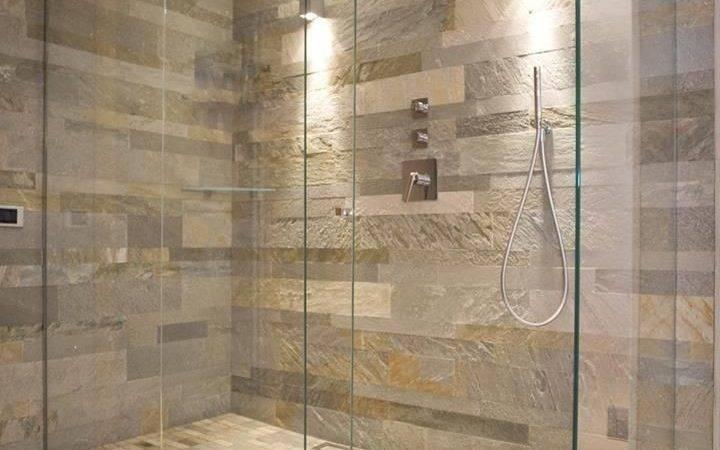 Bathroom Designs Natural Stone Reno Stuff Pinterest