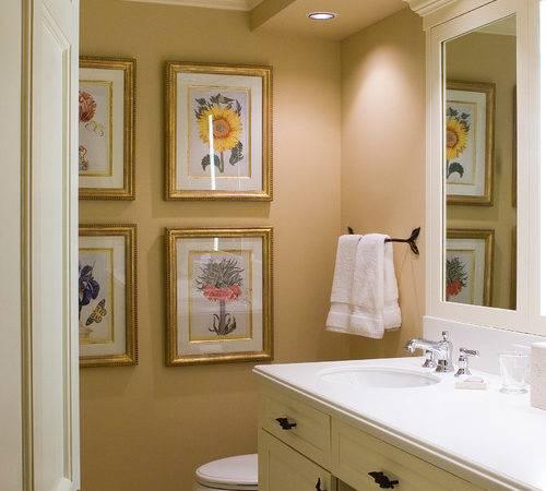 Bathroom Lighting Ideas Recessed