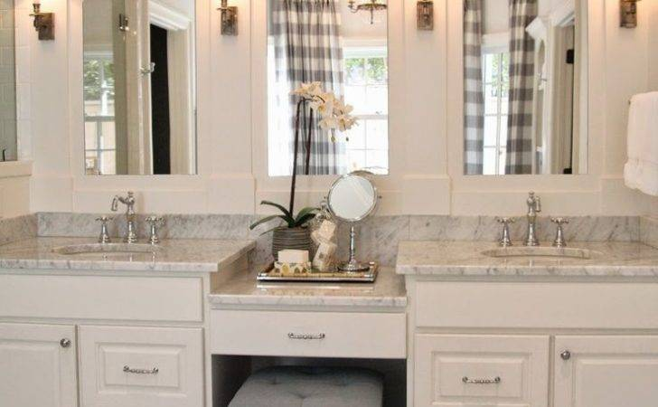 Bathroom Makeup Vanity Master Ideas Narrow