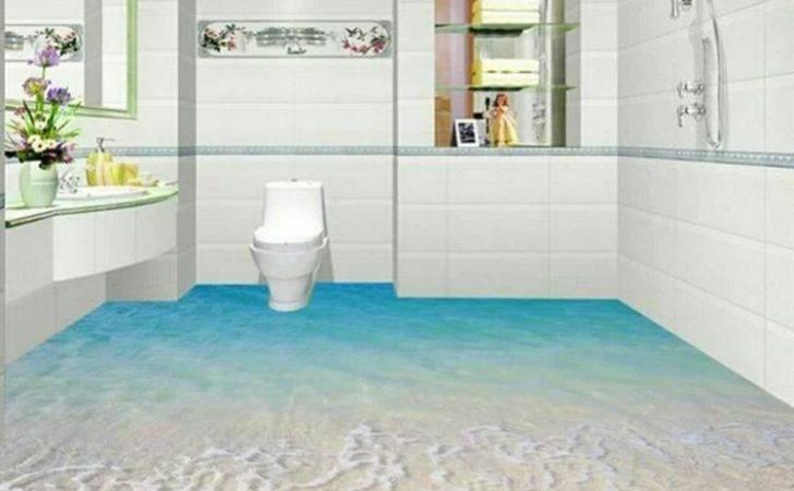 Bathroom Modern Ceramic Floor Tile Decorative Wall