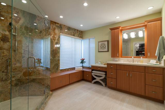 Bathroom Seating Transitional Miami Allied Kitchen