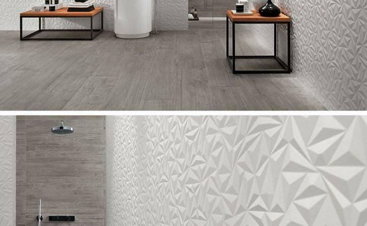 Bathroom Tile Ideas Install Tiles Add Texture Your