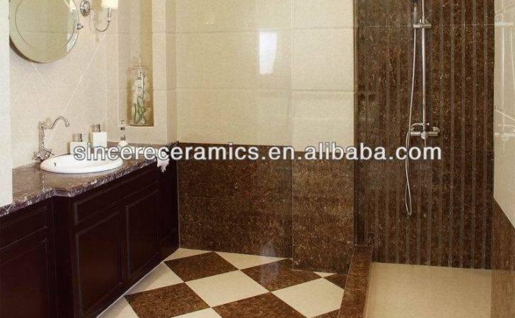 Bathroom Tiles Packing Detail Floor Tile
