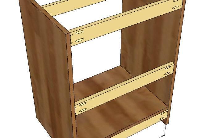 Bathroom Vanity Plans Woodworking