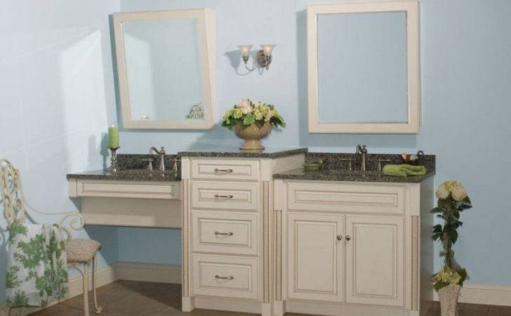 Bathroom Vanity Seating Area Makeup Tables