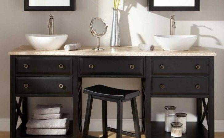 Bathroom Vanity Seating Area Vanities