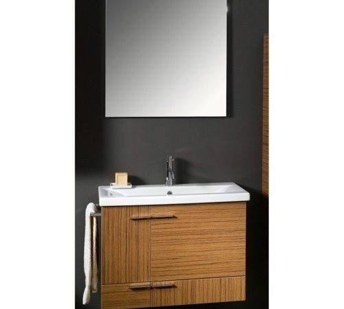 Bathroom Vanity Unique Set Square Mirror