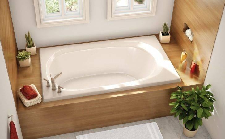 Bathrooms Beautiful Drop Tub Designs