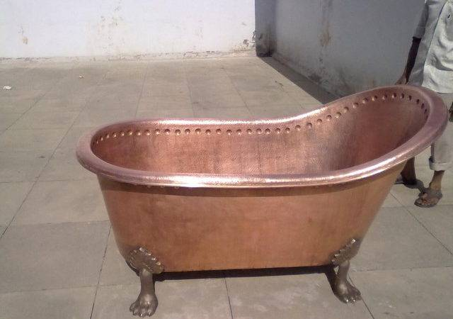 Bathtub Copper Modern Bathtubs