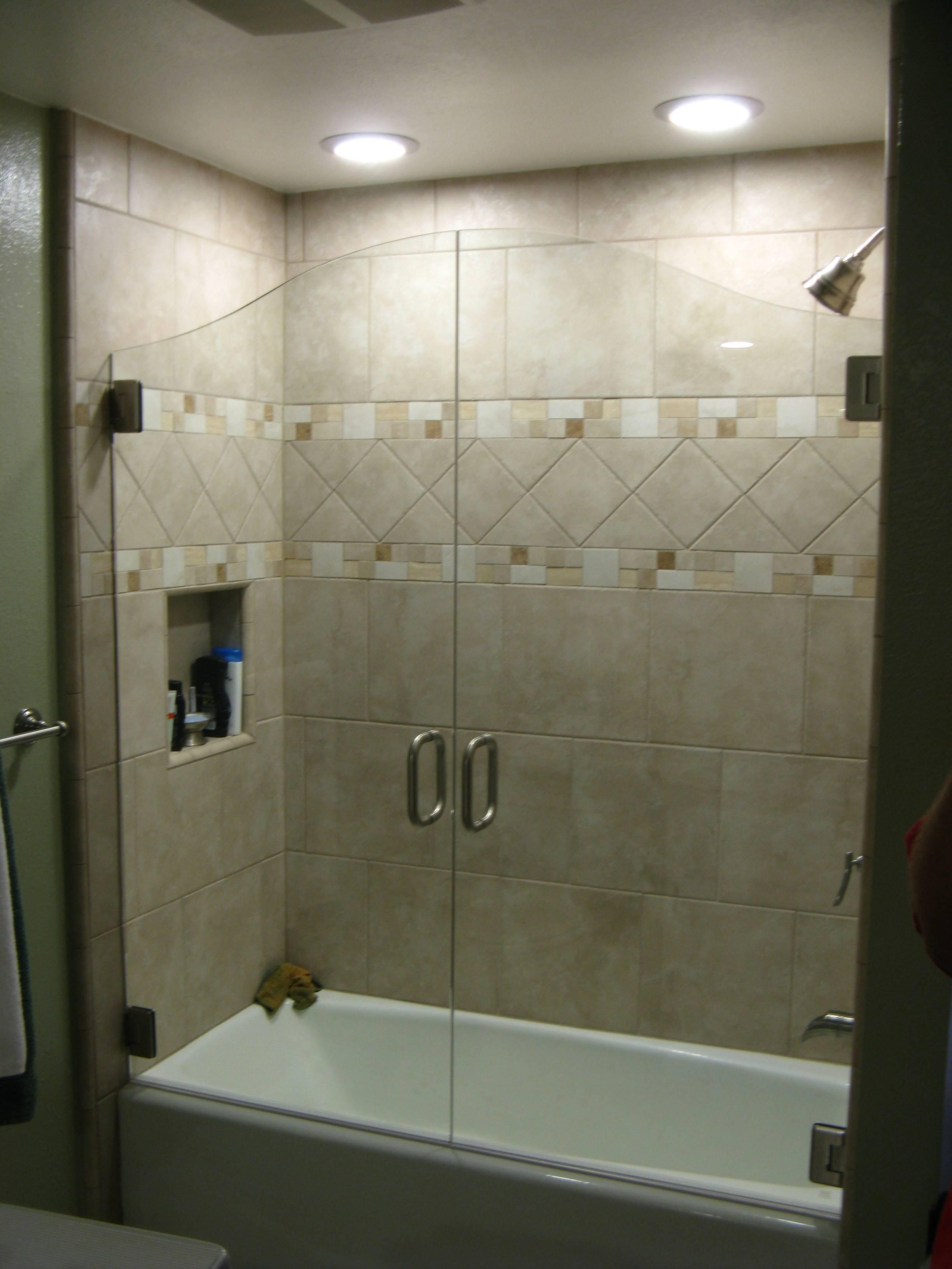 Bathtub Enclosure Doors